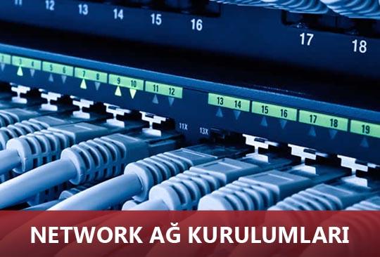 Network Ağ Kurulumları